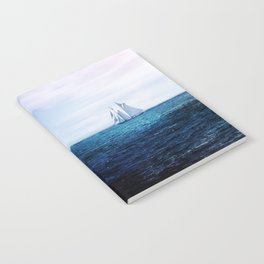 Sailing Ship on the Sea Notebook