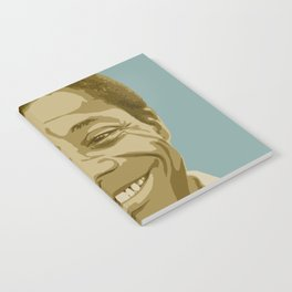 James Baldwin Notebook