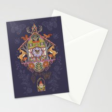 Woodland Cuckoo Stationery Cards