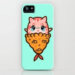 Tem-Purr-a iPhone Case