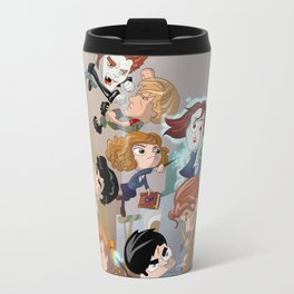 Fifty Shades of the Twilight Games  Travel Mug