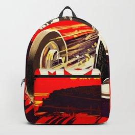 Monaco Grand Prix 1930 Backpack