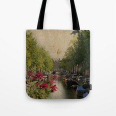 Amsterdam mon amour Tote Bag