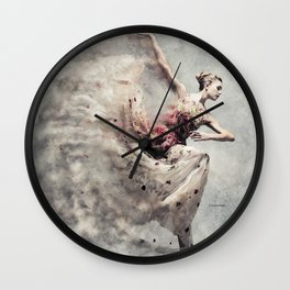 Dancing on my own 2 Wall Clock