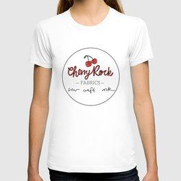 Cherry Rock Fabrics T-shirt