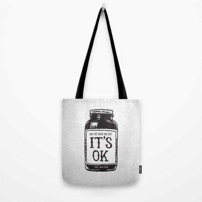 IT'S OK Tote Bag