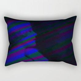 Siren of Silence 01H Rectangular Pillow