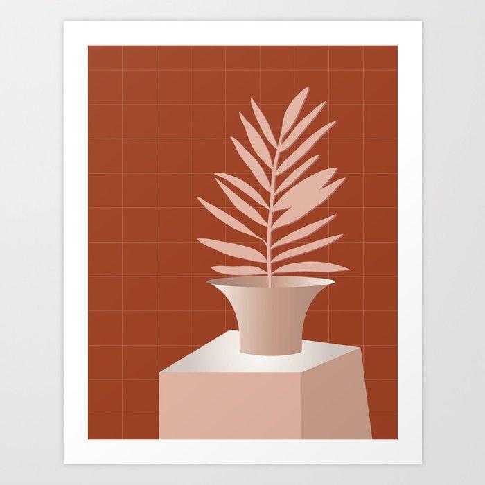 Lola Pot #2 Art Print