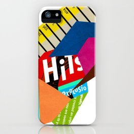Hits iPhone Case