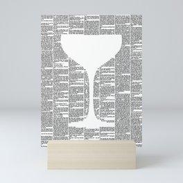 The Great Gatsby Mini Art Print