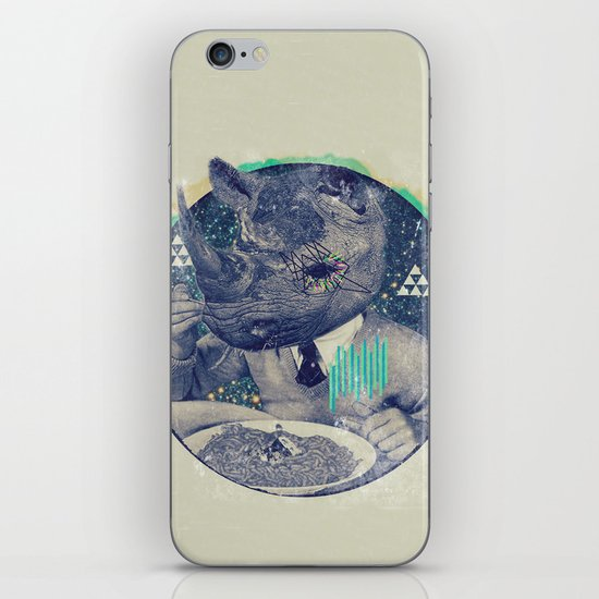 TWILIGHT iPhone & iPod Skin