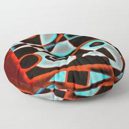 Neon Machine Floor Pillow