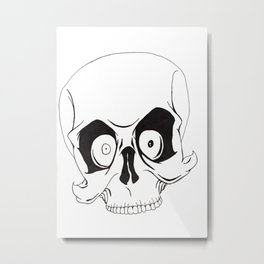 Quirky Metal Print