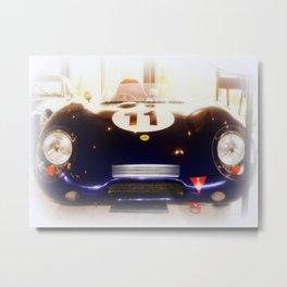 1956 Lotus Eleven Metal Print