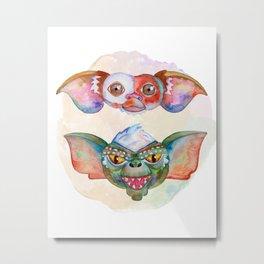 Gremlins Metal Print