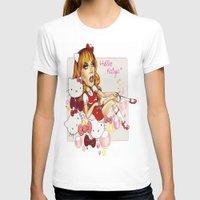 rupaul T-shirts featuring Hello Katya by tomatosita