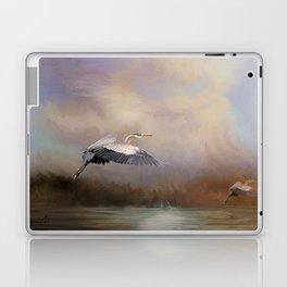 Great Blues Laptop & iPad Skin