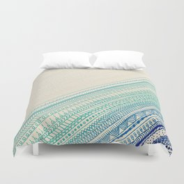 Ocean's Edge Duvet Cover