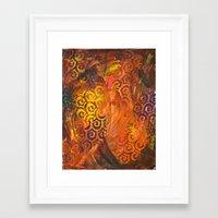turkey Framed Art Prints featuring Turkey by kaybattle