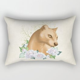 Fossa Rectangular Pillow
