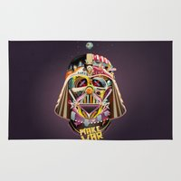 dad Area & Throw Rugs featuring DAD by Mathis Rekowski