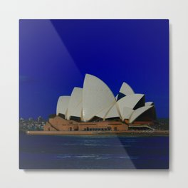 Sydney Blues-I've Got 'Em DPG151009b Metal Print
