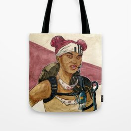 Lifeline Tote Bag
