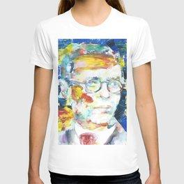 SARTRE - portrait.2 T-shirt