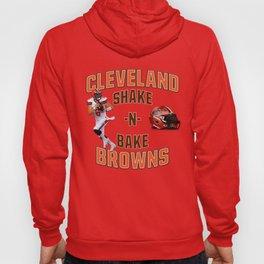 Shake n Bake  Browns Hoody