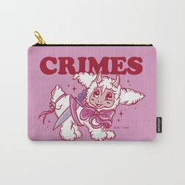 CRIMES Carry-All Pouch