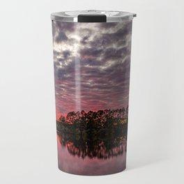 Final Color after Sunset Travel Mug