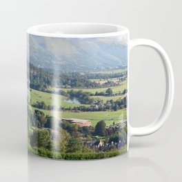 Stirling Castle View of Wallace Monument Coffee Mug