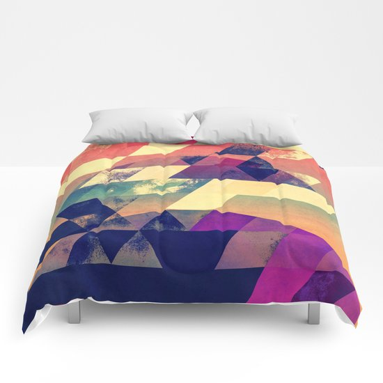 lwnly syn Comforters