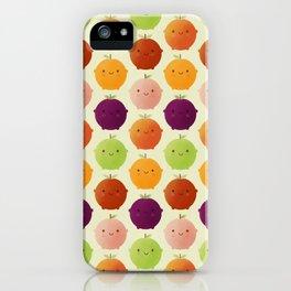 Cutie Fruity (Watercolour) iPhone Case