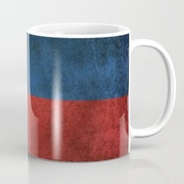 Old and Worn Distressed Vintage Flag of Philippines Coffee Mug