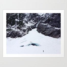 The Approach Art Print