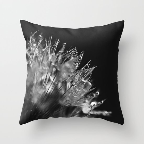 trying Throw Pillow