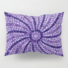 Ultra Violet Stone Tiles 18-3838 Pillow Sham