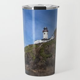 Fanad head Lighthouse Travel Mug