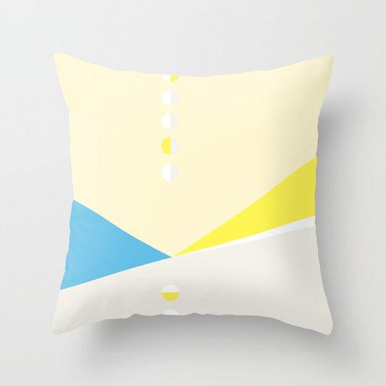 Slice Dice 03 Throw Pillow