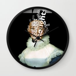 the truth is dead · 1864 Wall Clock