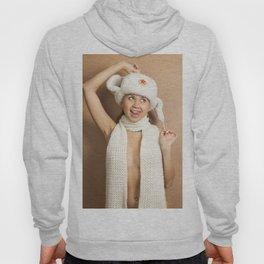 Russian girl Hoody