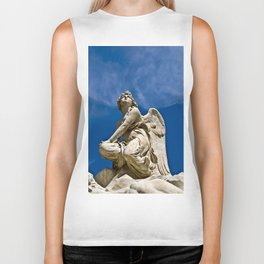 Song of the Angels Biker Tank