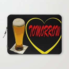 BEER FREE Laptop Sleeve