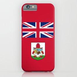 Flag of Bermuda iPhone Case