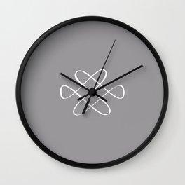 Infinity Knot - Minimal FS - by Friztin Wall Clock