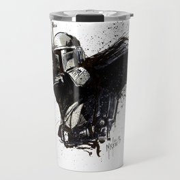 BOBA FETT INKS Travel Mug