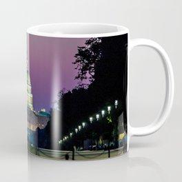 Dawn on The Hill Coffee Mug