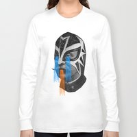 hero Long Sleeve T-shirts featuring HERO by DIVIDUS DESIGN STUDIO