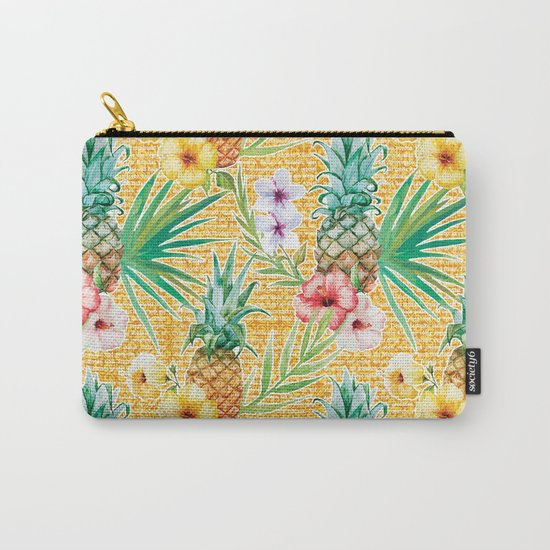 Tropical Summer #11 Carry-All Pouch
